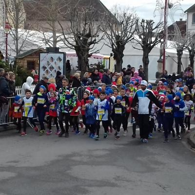 Corrida 2017 course n°1