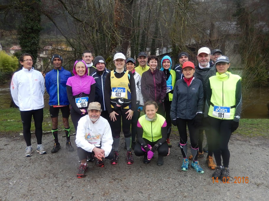 14 février : trail Aubusson