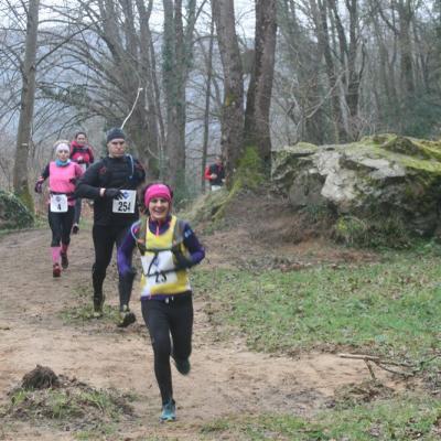 Trail Lavault St Anne