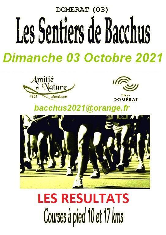 Affiche bacchus 2022