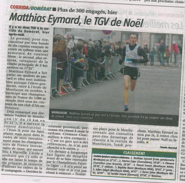 Article corrida region