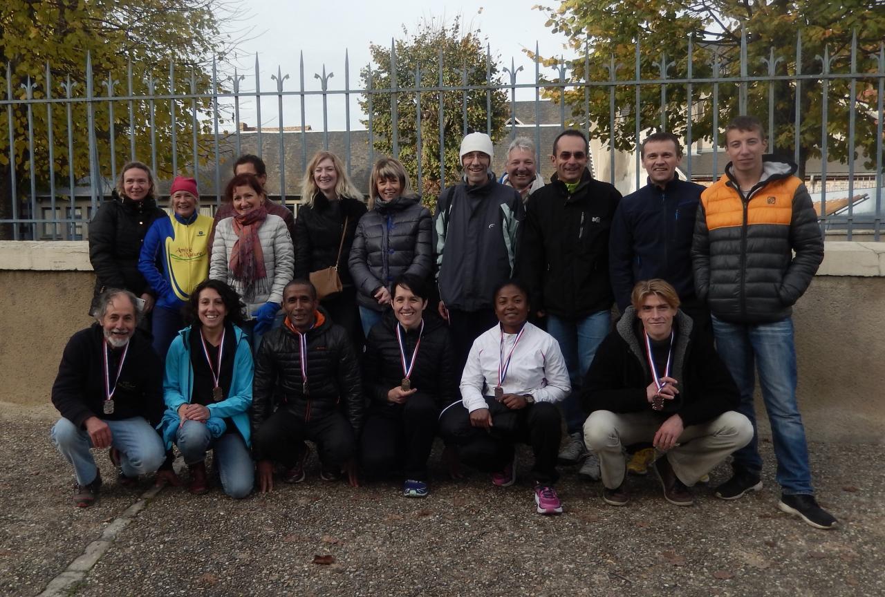 Championnat de France 2016 Courses Natures
