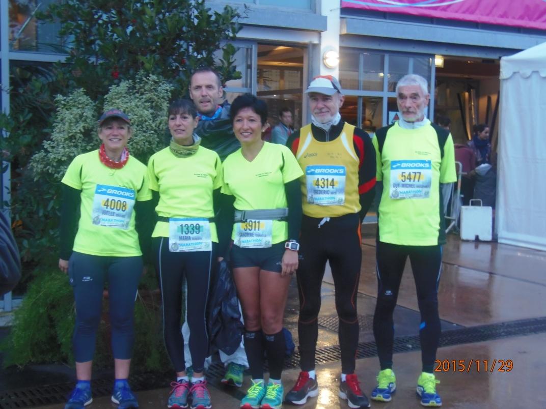 Marathon de La Rochelle 2015