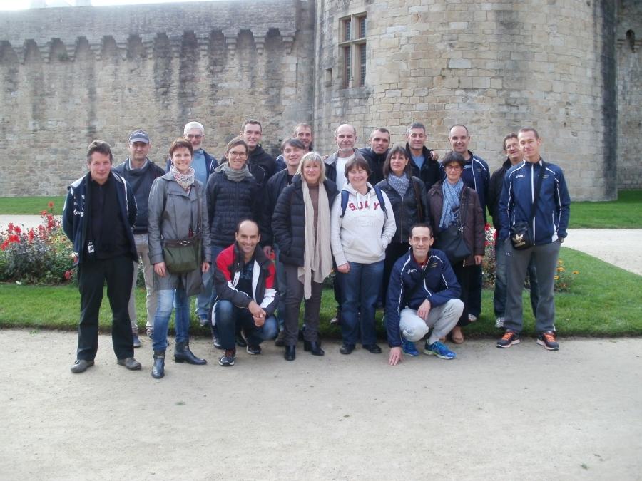 Marathon de Vannes / Bretagne